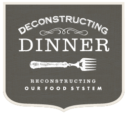 Deconstructing Dinner logo